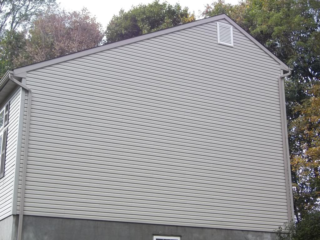 Residential pressure washing, Scarsdale, roof cleaning, Vinly Siding Cleaning