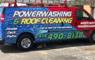 Thornwood soft roof washing, pressure cleaning- westchester power washing,